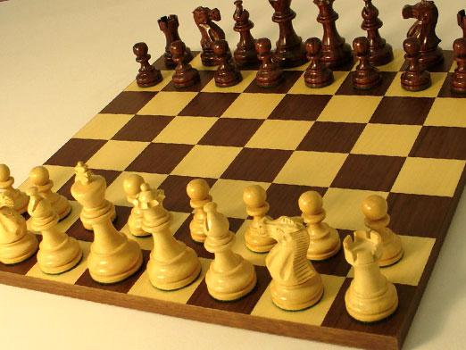 Where was chess invented?