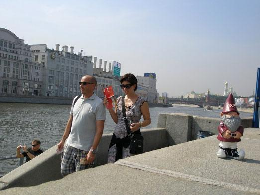 Where to walk in Moscow?