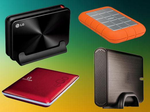 Which external hard drive to choose?