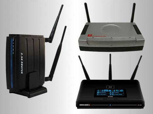 Which router to choose for home?