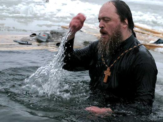 How to be baptized Orthodox?