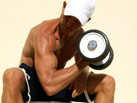How to build muscles in your arms?