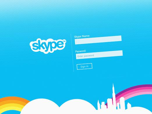 How to change the username in Skype?