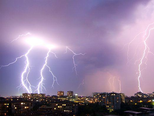 What is a thunderstorm?