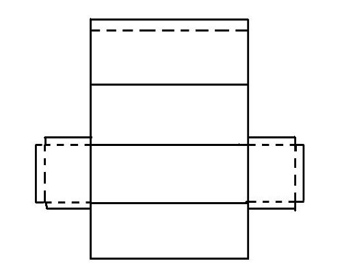 Parallelepiped scan