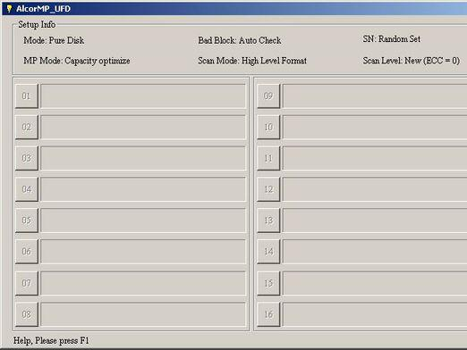 How to format a secure USB flash drive?