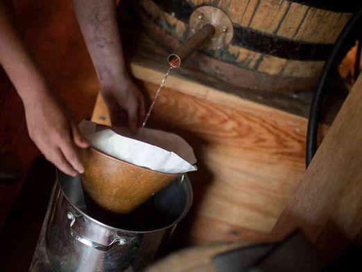 How to make whiskey?