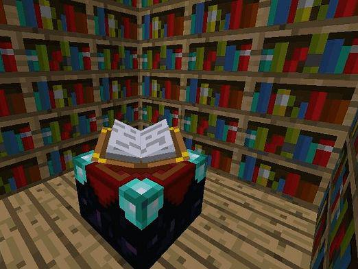 How to make a bookshelf in Minecraft?