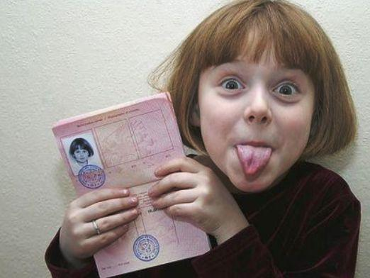 Does the child need a visa?