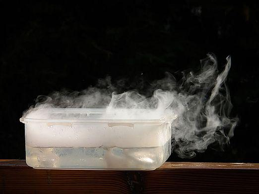 How to make dry ice?