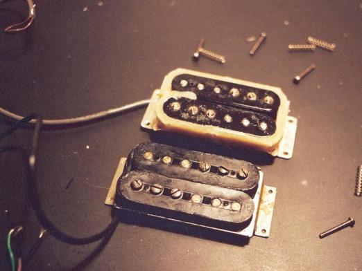 How to make a pickup?