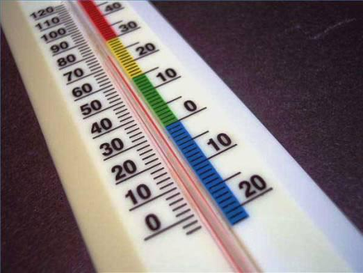 How to translate Fahrenheit to Celsius?