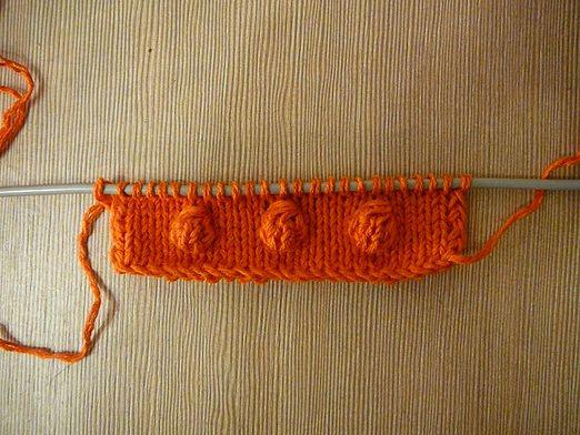 How to knit stitches?