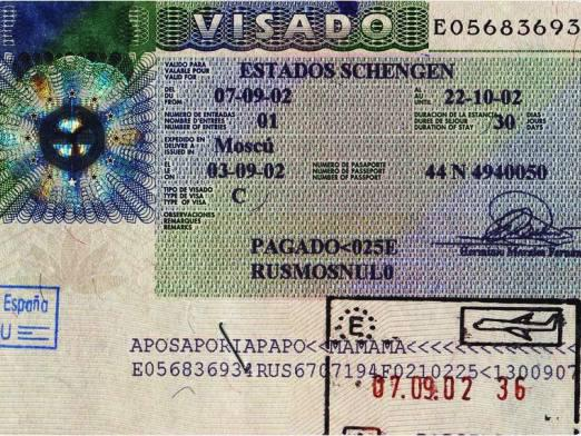 How to get a visa to Spain?