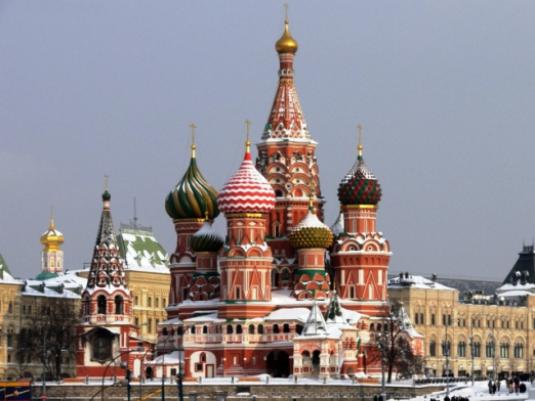 How many people in Moscow?