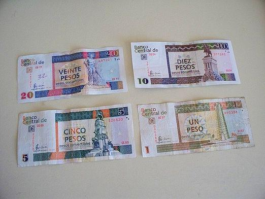 What is the currency in Cuba?
