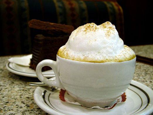How to make coffee with foam?