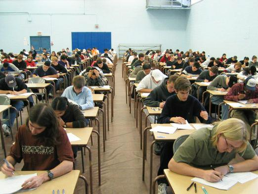 What exams to take a psychologist?