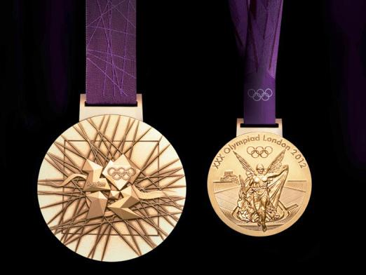 What are the gold medals?