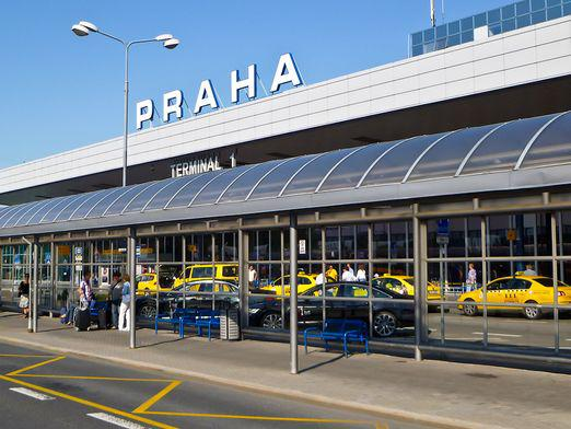 How to get from Prague airport?