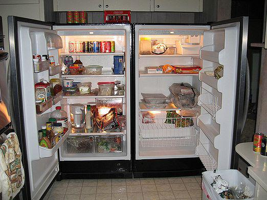 Why does the refrigerator not freeze?