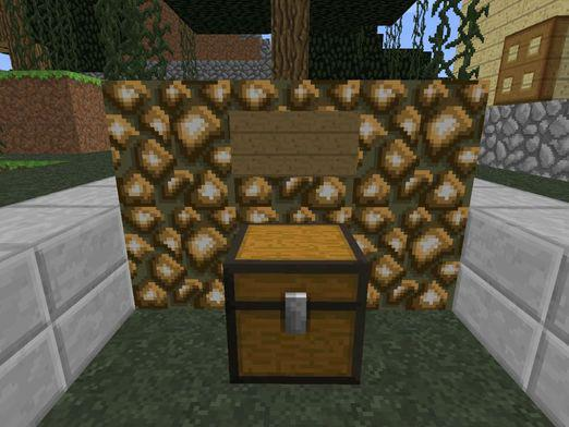 How to make a chest in Minecraft?