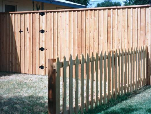 What is the height of the fence?