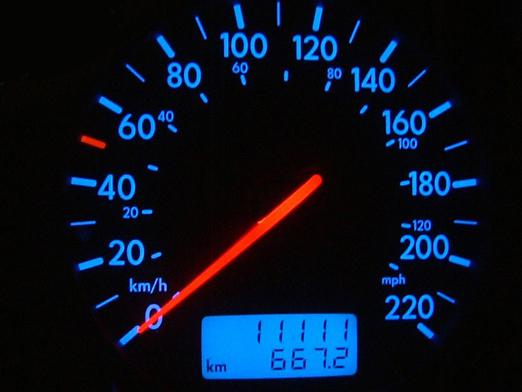 How to find the mileage?
