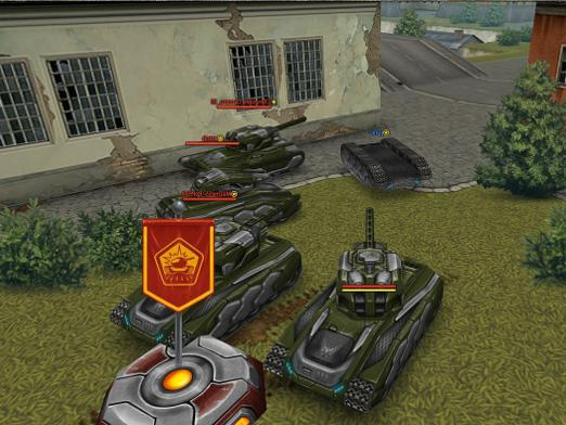 How to create a clan: tanks online?