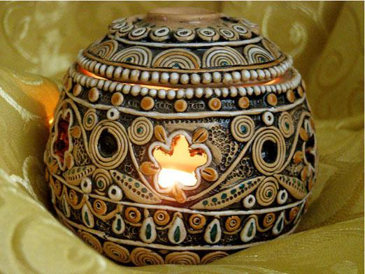 How to use aroma lamp?