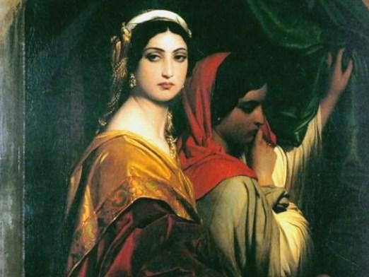 What was the name of the daughter of Herodias?