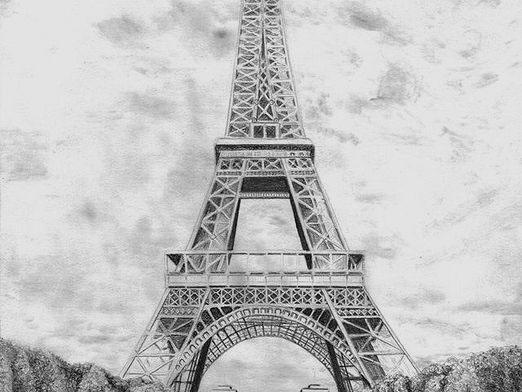 How to draw a tower?