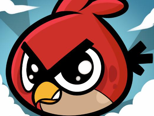 How to draw Angry Birds?