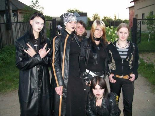 Who are the goths?