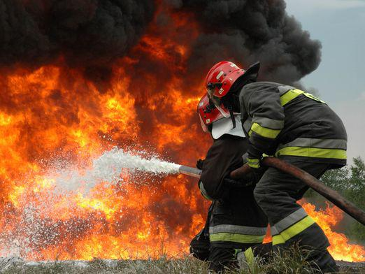 How to behave in a fire?