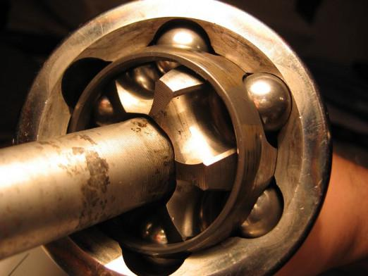 How to replace the CV joint?