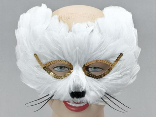 How to make a cat mask?