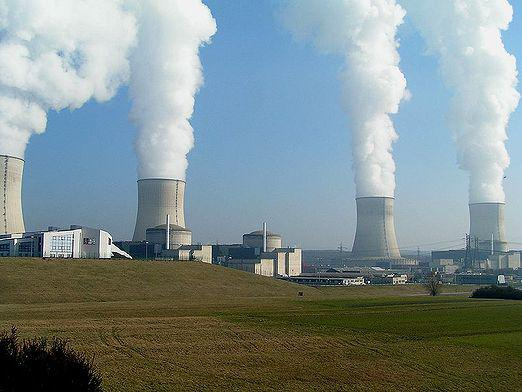 How many nuclear power plants in Russia?