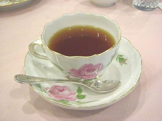 Why not drink tea?