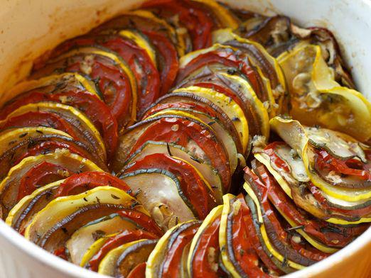 How to cook ratatouille?