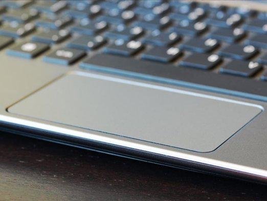 How to enable the touchpad?