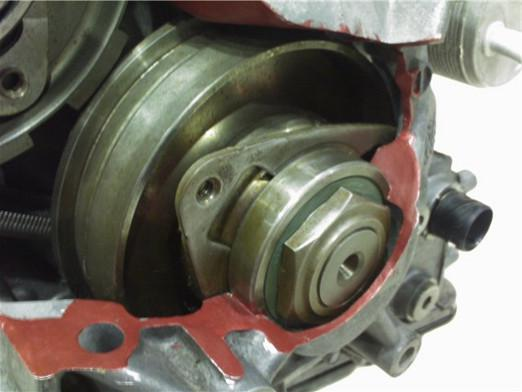What is a variator?