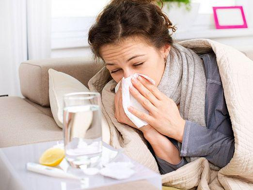 What is a runny nose?