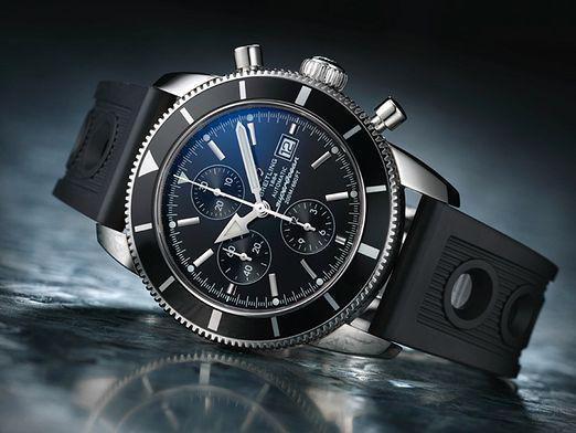 What is a chronograph?