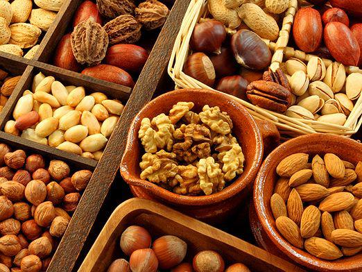 What nuts are healthier?