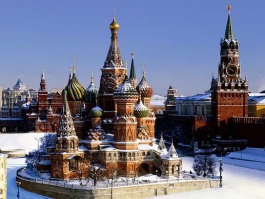 Moscow - which region?