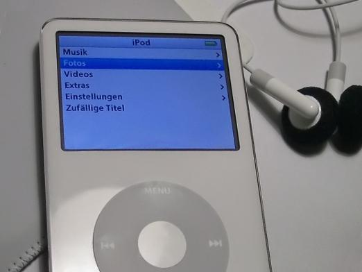 How to use the iPod?