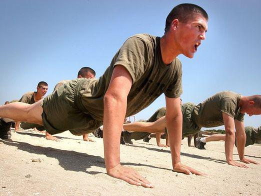 How to get into the marines?
