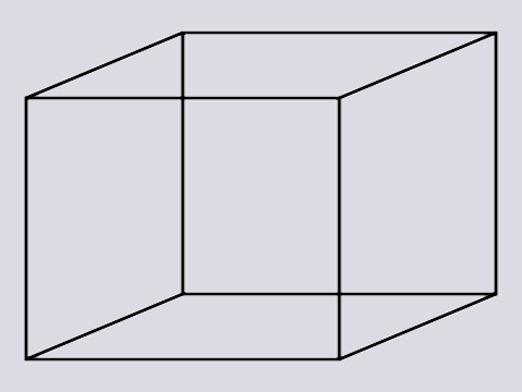 How to find edge cube?