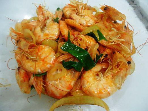How to cook tiger prawns?